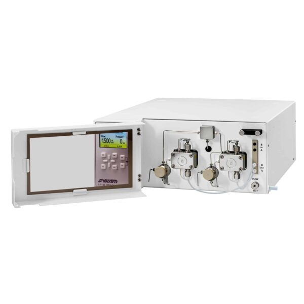 Sykam S 1132 HPLC Pump System - Open View