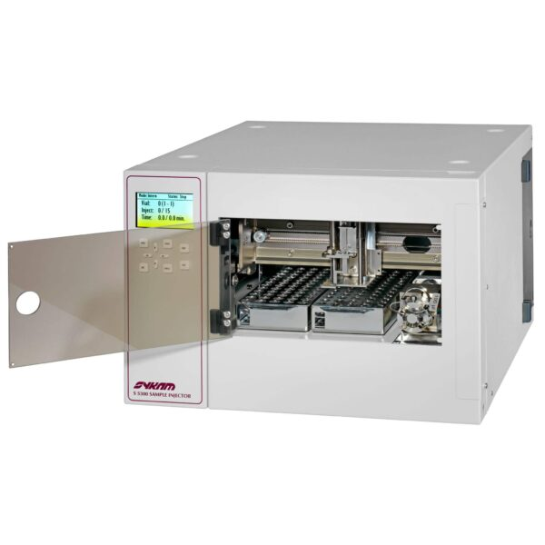 Sykam S 5300 Sample Injector - Open View
