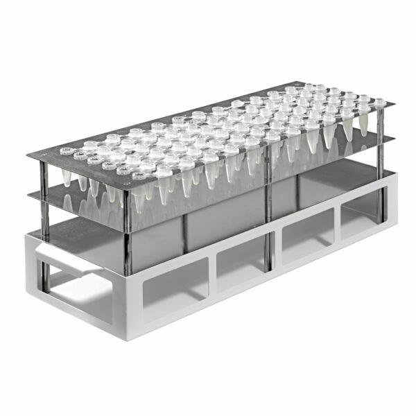 Sykam Preparative Collector Rack - Type 1 - 72 x 1.5 ml Tubes