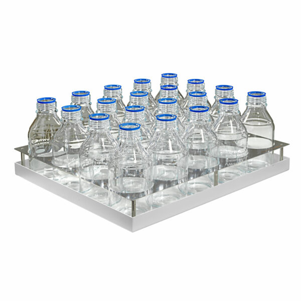 Sykam Preparative Collector Rack - Type 4 - 20 x 500 ml Bottles